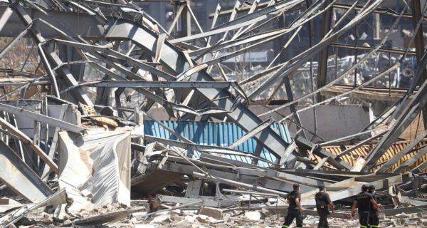 Beirut residents mourn destruction amid transformed cityscape
