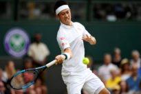Nishikori tests positive for COVID-19 ahead of U.S. Open