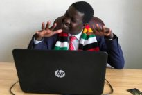 Comedian mocks Zimbabwe's government, despite fear of reprisal