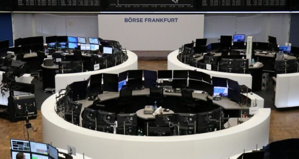 European shares boosted by tech- all eyes on upcoming data